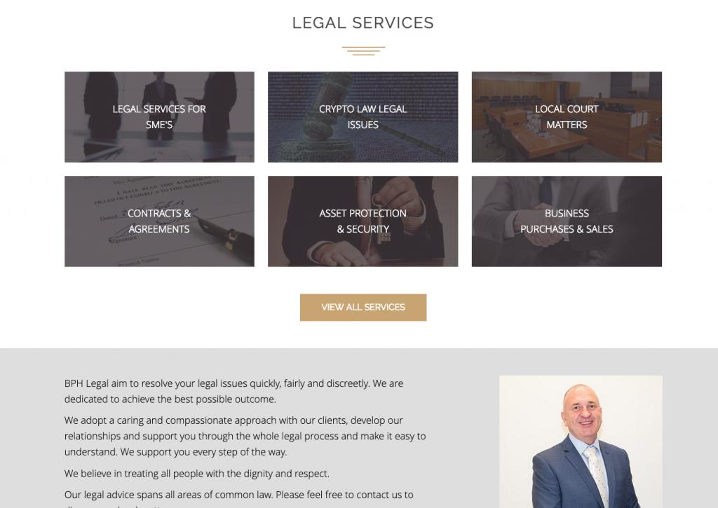 bph legal sydney