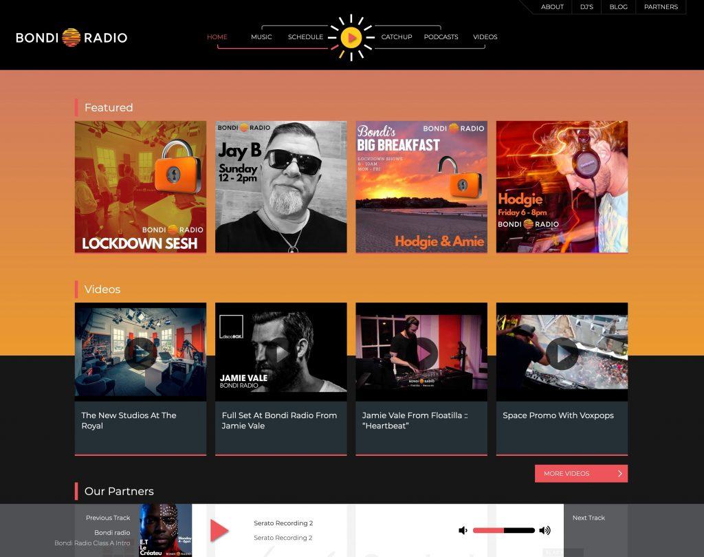 bondi radio