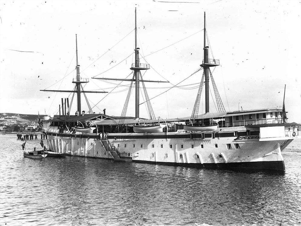 tingira training ship 2