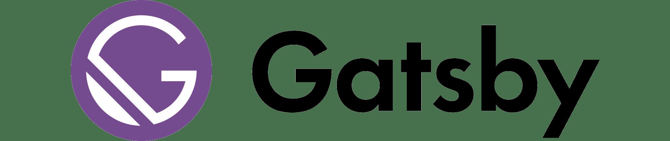 gatsby js logo
